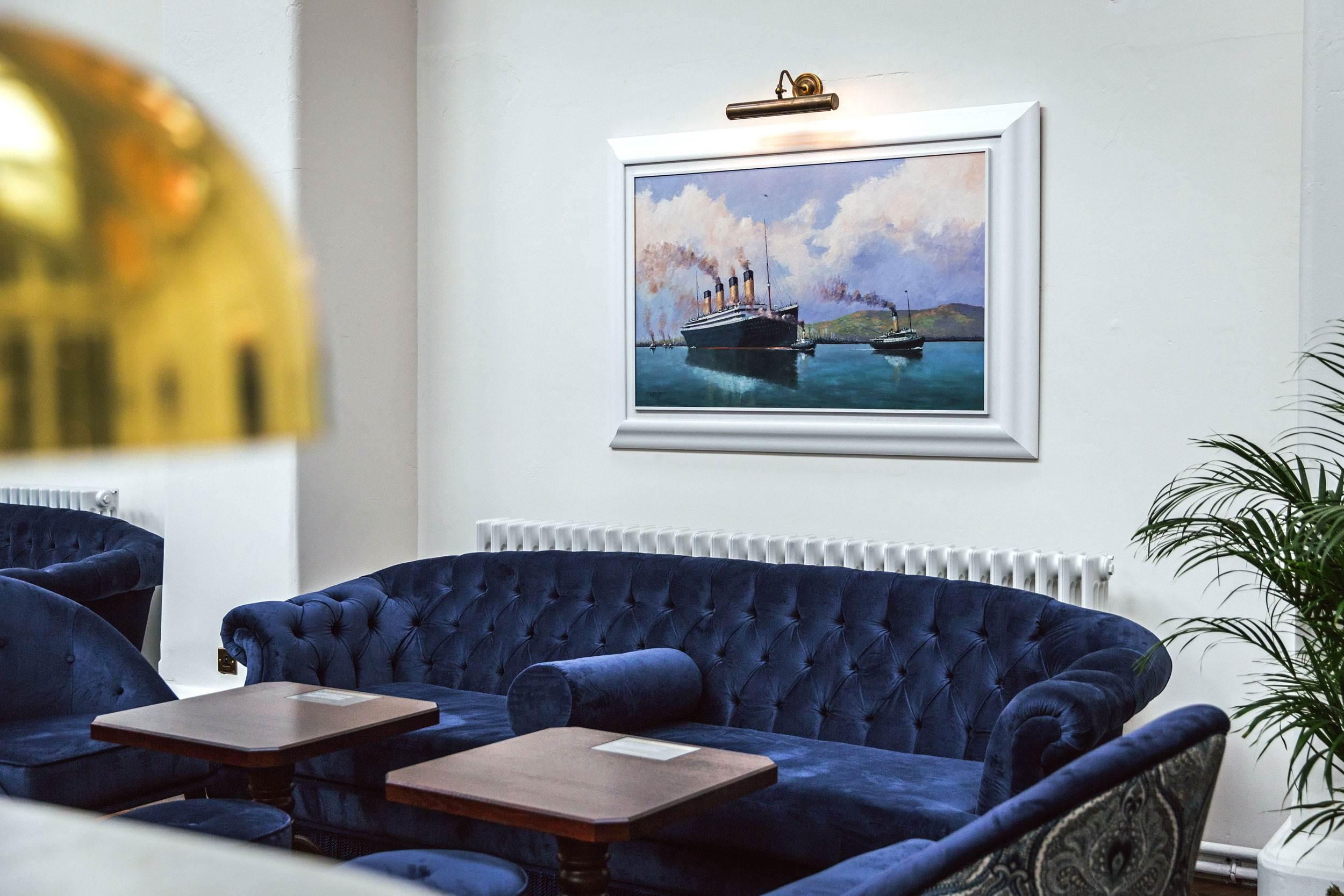 Gallery Titanic Hotel Belfast