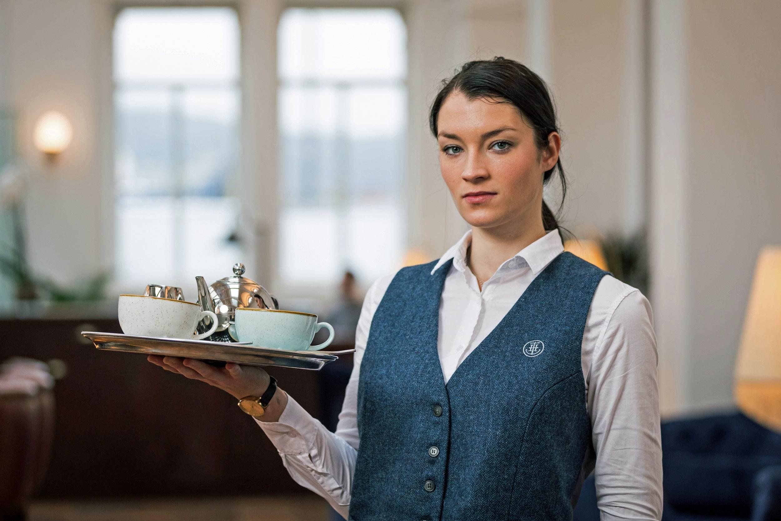 Titanic Hotel Belfast Lunch Menu